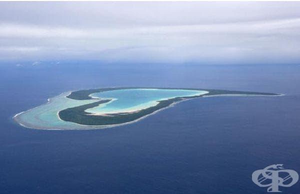 Остров във Френска Полинезия