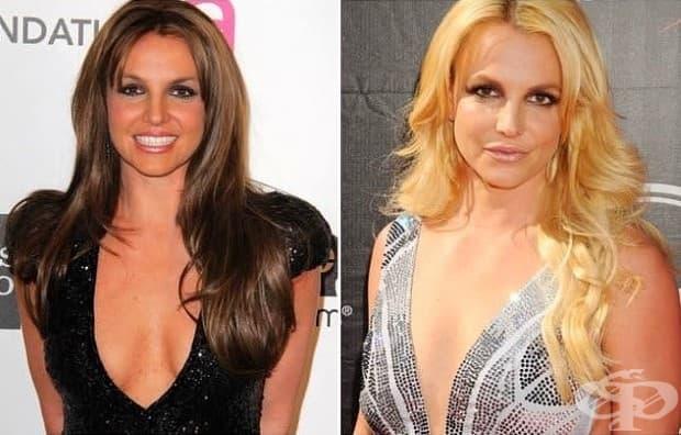 15 знаменитости, които доказват, че цветът на косата променя играта!