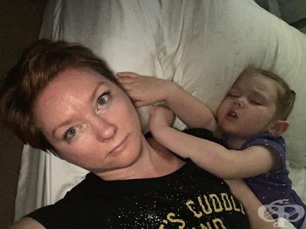 """""""Нощният сън е най-добрият"""", каза Никой родител Никога!"""