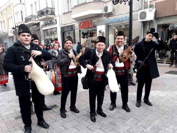 Дефиле на младото вино - 10-то юбилейно издание на пловдивския фестивал