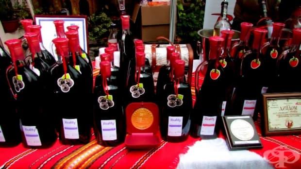 Плодово вино и отличия.