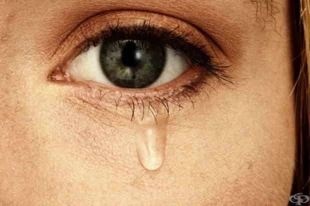 """""""Никой не заслужава сълзите ви. Ако има такъв човек, то той няма да иска вие да плачете""""."""