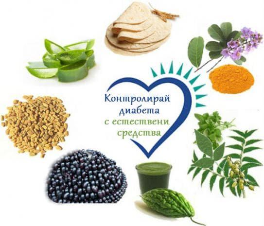 Контрол на диабета с естествени средства