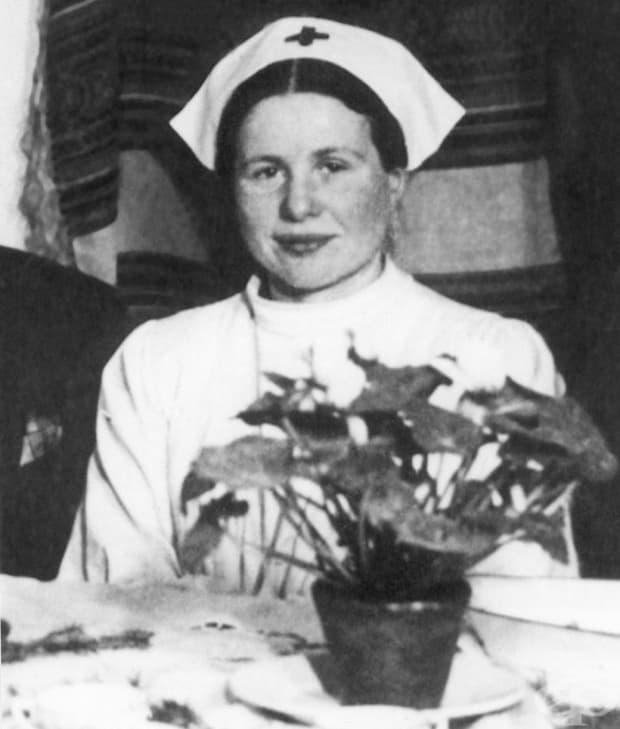 Ирина Сендлерова – тя извежда около 2 500 еврейски деца от Варшавското гето.