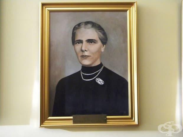 Елиза Леонида Замфиреску, първата жена инженер в света.