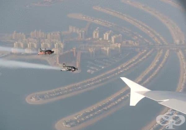 И се насладете на всяко удоволствие! Това е обичайно за Дубай.