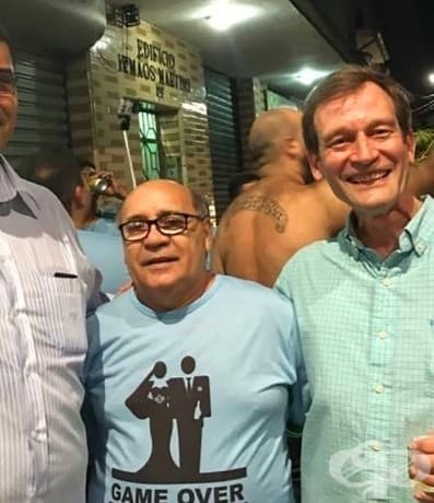 Бразилският Дани де Вито
