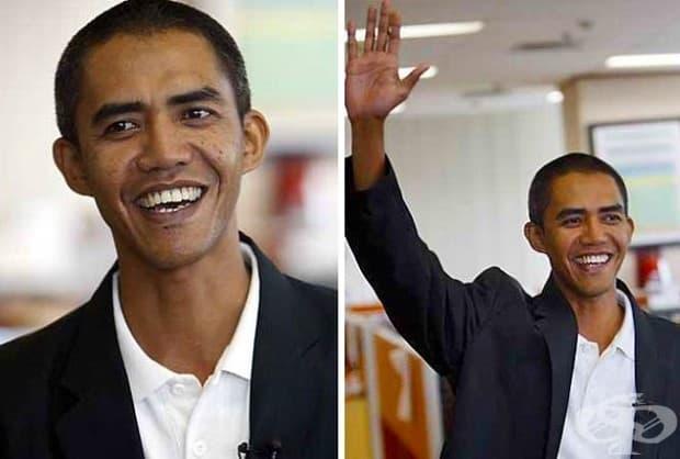 Индонезийският Барак Обама