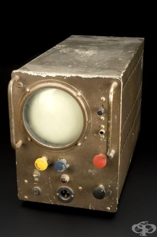 Електрокардиографски монитор от 40-те години на 20-ти век