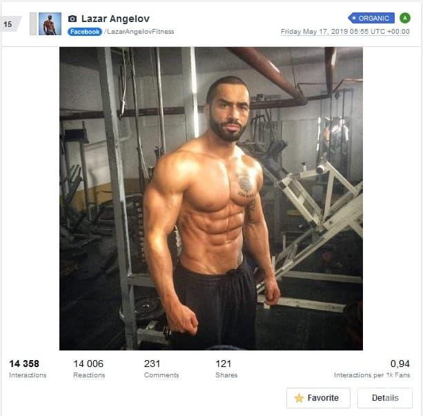 Лазар Ангелов отново