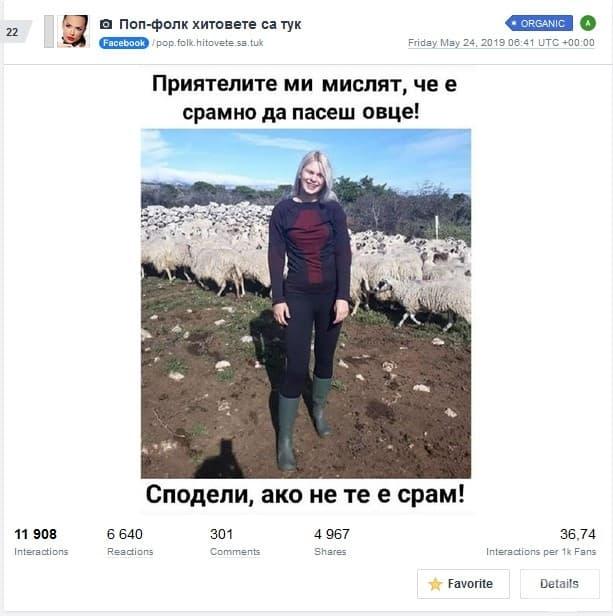 Да потвърдим, пасете ги овцете, проблем няма