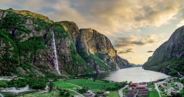 Фиордите на Норвегия
