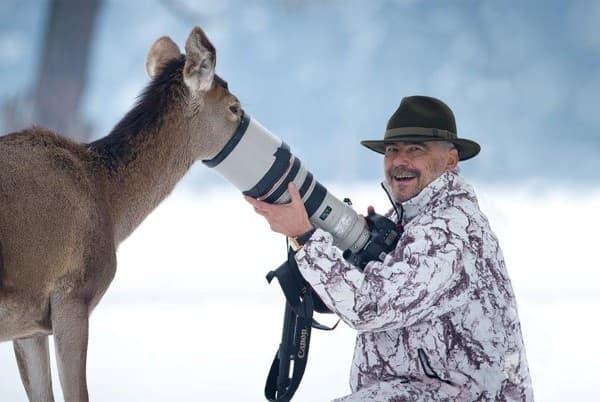 20 доказателства, че да си природонаучен фотограф, е  най-добрата работа на света!