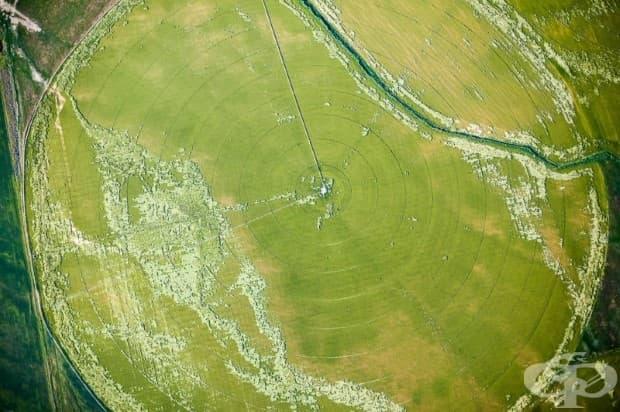 Напоителни системи в долината на река Снейк