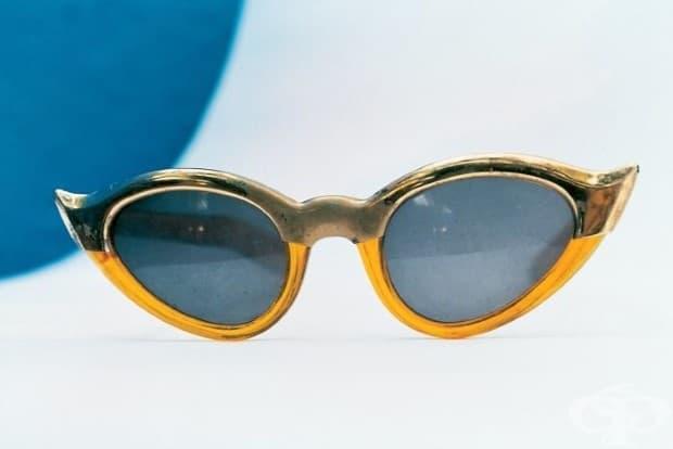 Класически котешки очила