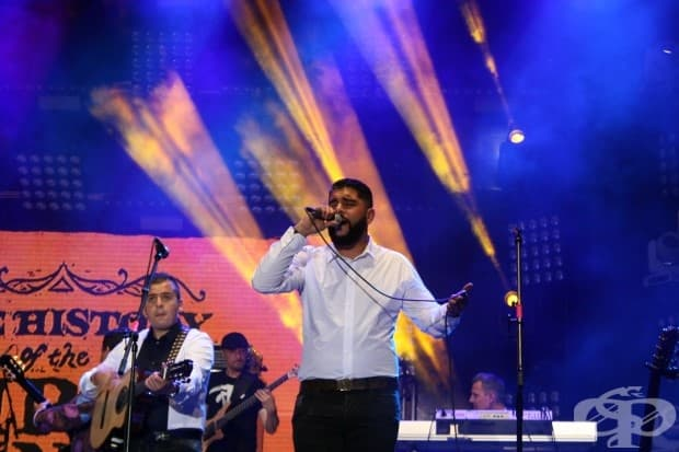 Първа вечер на международния музикален фестивал за съвременна франкофонска музика Lеs Francofolies