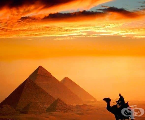 Египетските пирамиди, Гиза