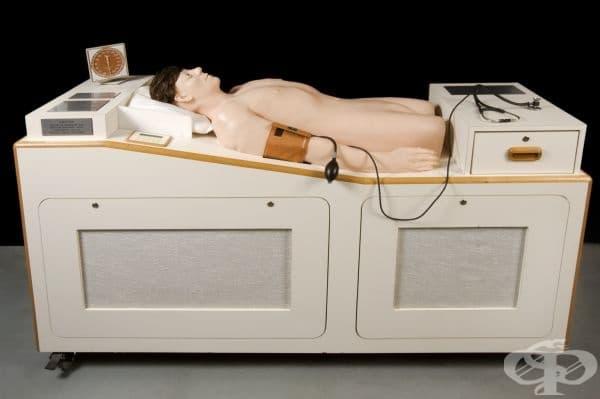 Симулатор на пациент със сърдечносъдови заболявания