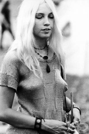 Вижте корените на днешната мода в момичетата от Уудсток 1969