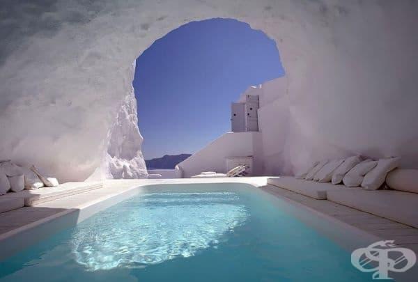 Katikies Hotel-Oia / Гърция