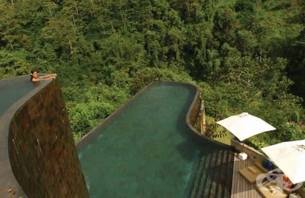 Hotel Ubud Hanging Gardens / Индонезия