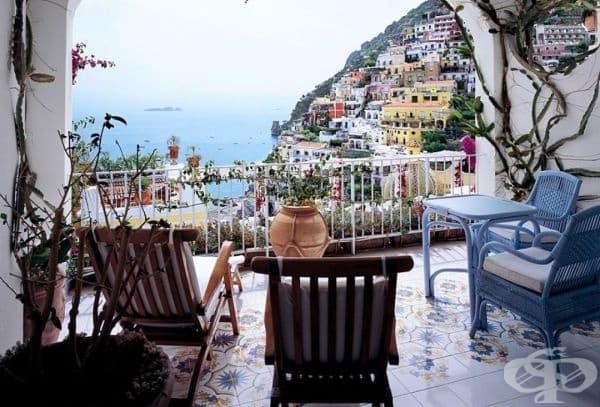 Hotel Le Sirenuse / Амалфийско крайбрежие / Италия
