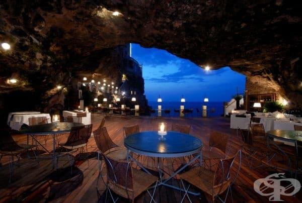 Hotel Ristorante Grotta Palazzese Polignano a Mare / Италия