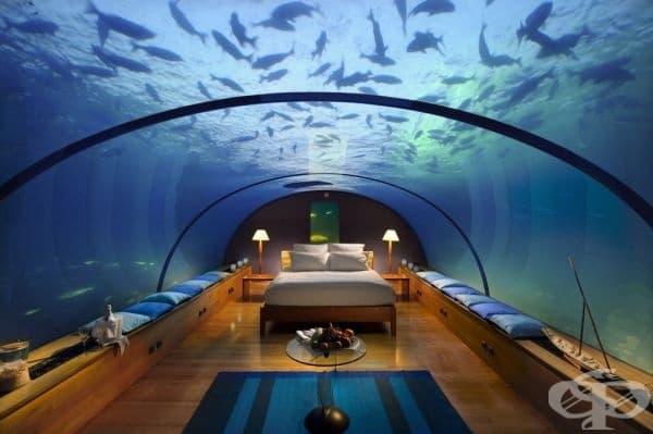 Conrad Maldives Rangali Island / Малдиви