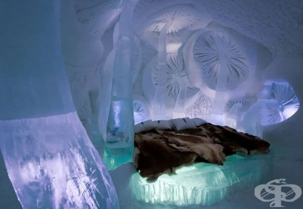 Jukkasjarvi Ice Hotel / Швеция