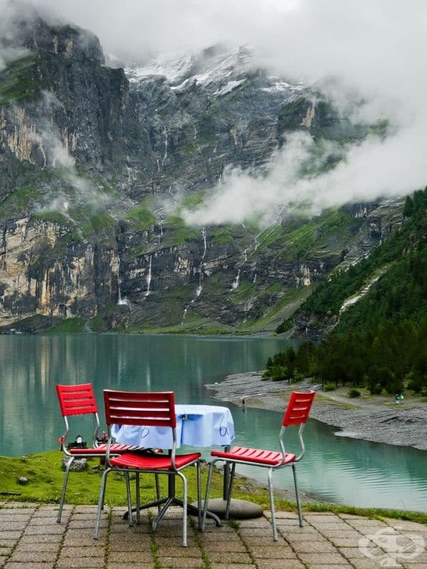 Hotel-Restaurant Aschinensee / Швейцария