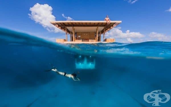Manta Resort / Занзибар