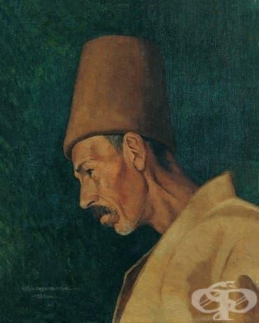 "Осман Хамди Бей, ""K?keno?lu R?za Efendi"", 1871"