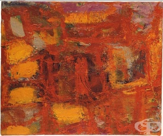 "Сай Туомбли, ""Ритуал"", 1949"
