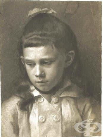 Густав Климт, Неозаглавена, 1879
