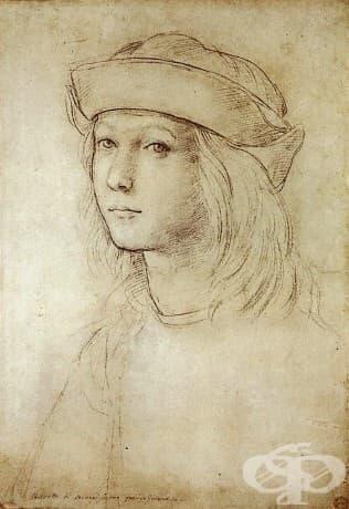 Рафаело, Автопортрет, 1499