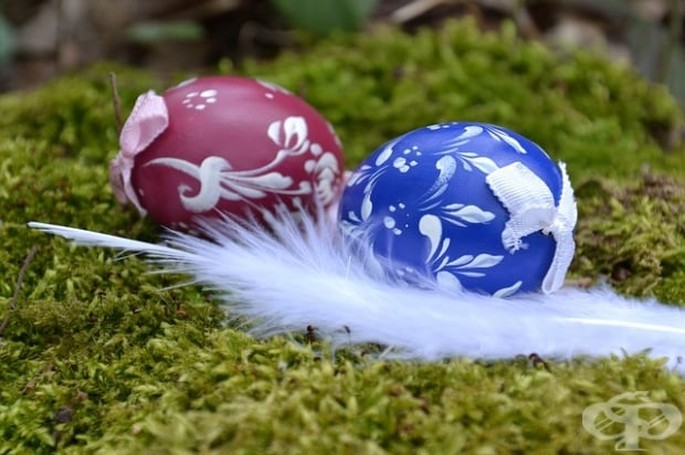 Красиви и нестандартни идеи за декорация на великденски яйца - изображение