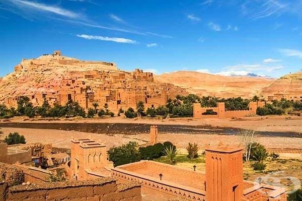 Аит Бен-Хадоу, Мароко (Юнкай и Пентос)
