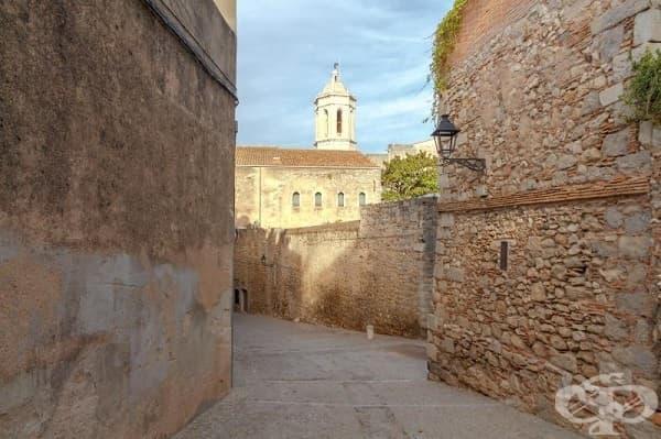 Жирона, Каталуния, Испания (Стария град, Браавос)