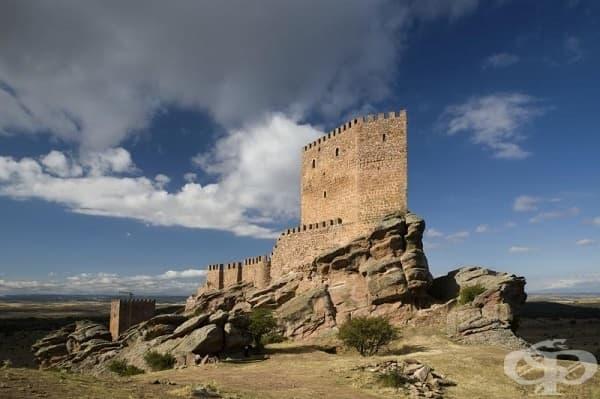 Замъкът Гуадалахара (Кулата на радостта)