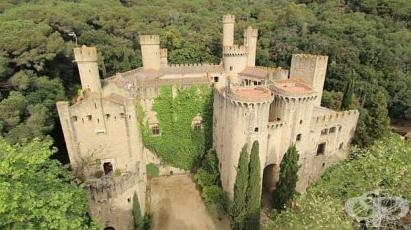 Замъкът Санта Флорентина, Канет де Мар, Барселона, Испания (Хорн хил)