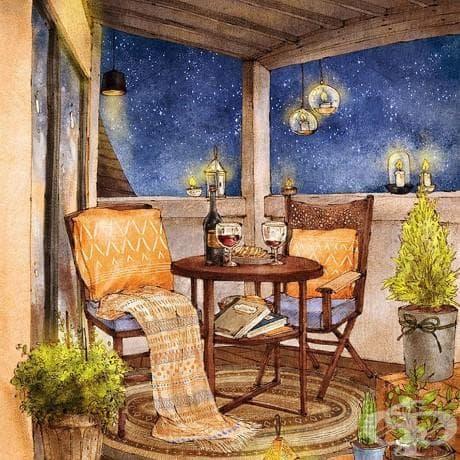 Романтични вечери