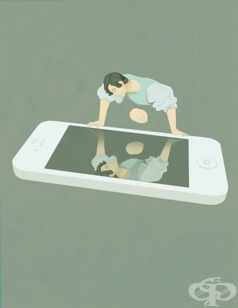 Нарцисизмът на социалната медия