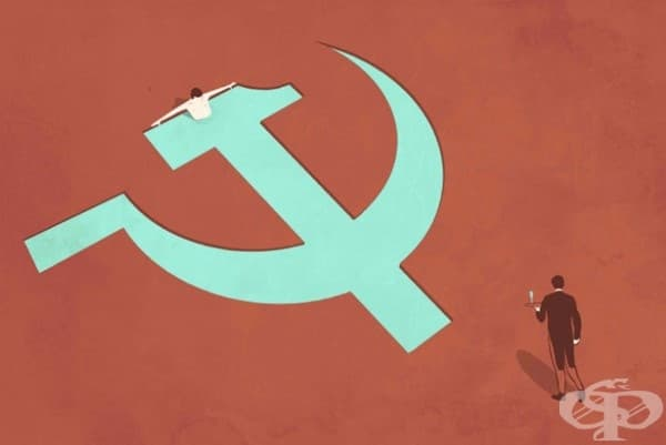От комунизъм към капитализъм