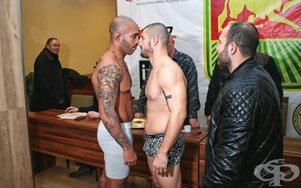 Амилкар Алвеш срещу Мариан Димитров