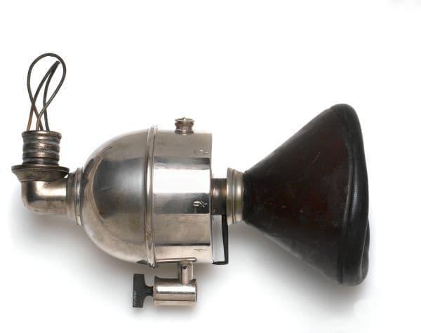 Инхалатор на Клоувър от 1877 година