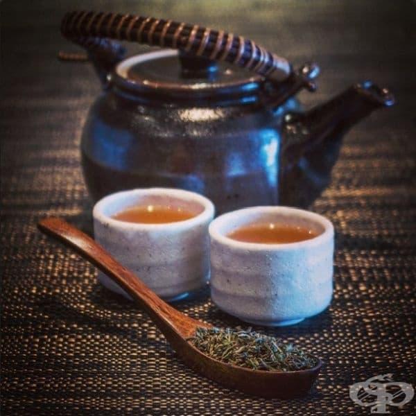 Индия - Даржелинг чай - този сорт се отглежда в планините на Индия и Хималаите.