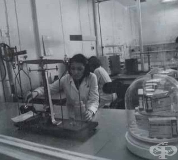 Производство на инсулин у нас през 80-те години на 20-ти век