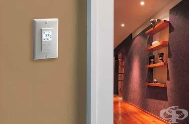 И най-накрая – можете да смените ключовете за осветлението във вашата къща, за да постигнете по-модерен вид.