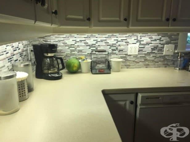 Ако сте отегчени с кухнята си, добавете нов теракотен плот, за да й придадете по-добра визия, без никаква помощ отвън. Можете да намерите различни видове дизайни.