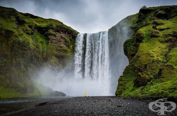 Исландия - приказка за огън и лед